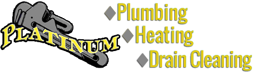 Platinum Plumbing Heating & Drain Cleaning, Logo